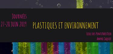 Journées plastique et environnement